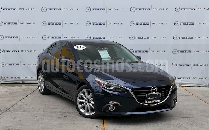 foto Mazda 3 Sedan s Grand Touring Aut usado