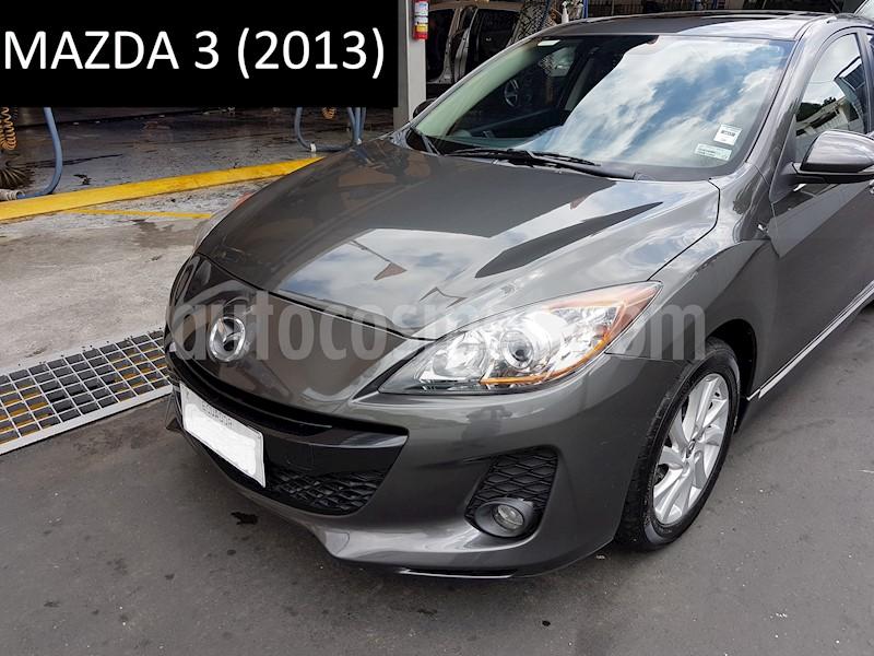 foto Mazda 3  2.0L Sedan usado