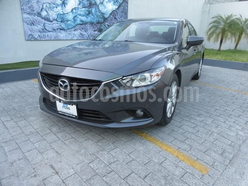 foto Mazda 6 i Grand Touring usado (2014) color Gris precio $205,000