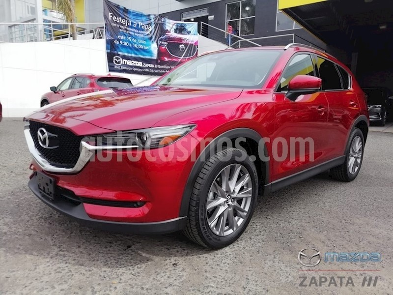 foto Mazda CX-5 2.5L T Signature usado