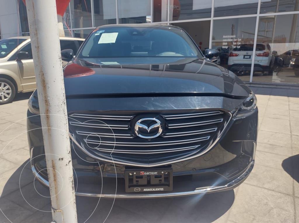 foto Mazda CX-9 i Signature AWD usado (2020) color Negro precio $705,000