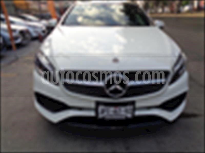 foto Mercedes Benz Clase A 200 CGI Sport Aut usado (2018) color Blanco precio $510,000