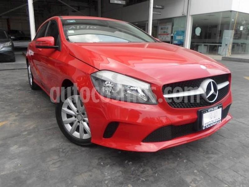 foto Mercedes Benz Clase A 5p 200 CGI L4/1.6 Aut usado