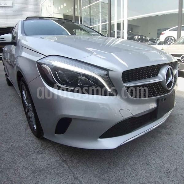 Mercedes Benz Clase A 200 Style Usado (2018) Color Plata