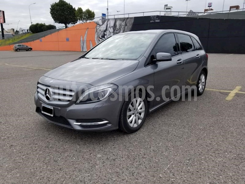 foto Mercedes Benz Clase B 200 City usado