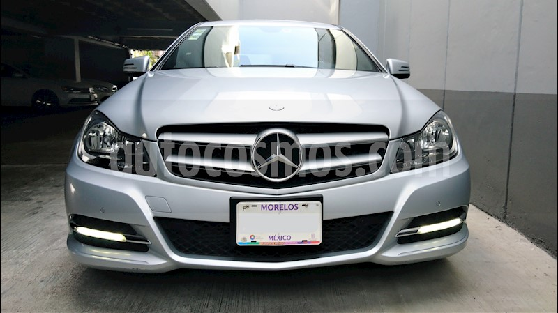 foto Mercedes Benz Clase C 180 CGI Coupe Aut  usado