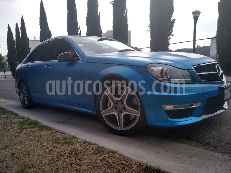 foto Mercedes Benz Clase C 63 AMG Coupe usado
