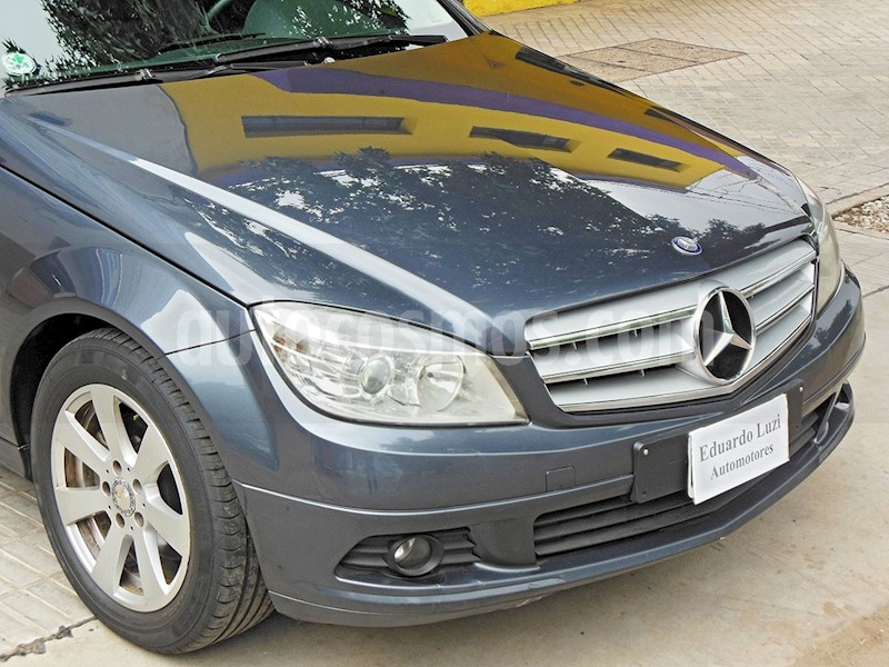 foto Mercedes Benz Clase C C200 CGI Blue Efficiency 1.8L usado