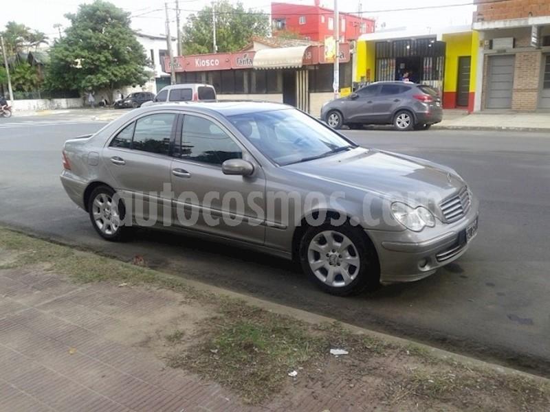 foto Mercedes Benz Clase C C200 K Elegance Aut usado