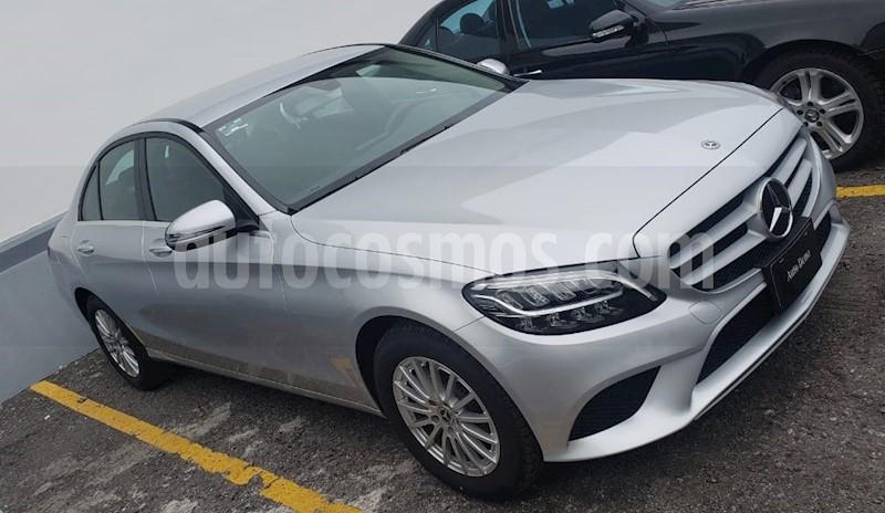 foto Mercedes Benz Clase C 200 Aut usado (2019) color Plata precio $581,900