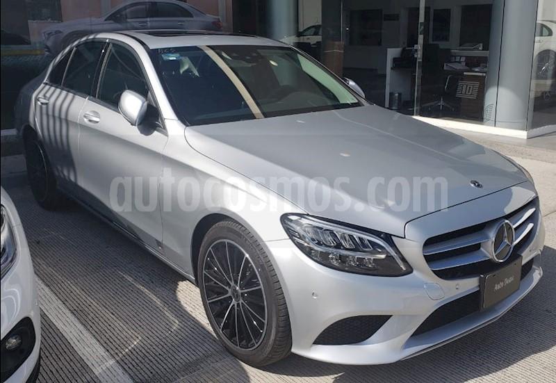 foto Mercedes Benz Clase C 200 CGI Sport Aut usado (2019) color Plata precio $676,900