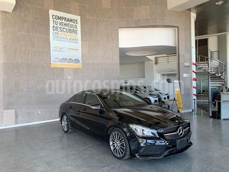 foto Mercedes Benz Clase CLA 250 Sport usado (2018) color Negro precio $530,000