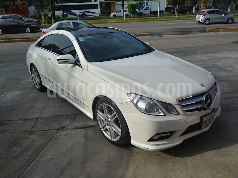 foto Mercedes Benz Clase E Coupe 350  usado