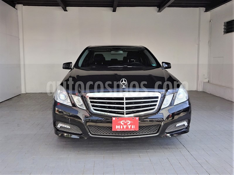 foto Mercedes Benz Clase E 350 CGI Avantgarde usado