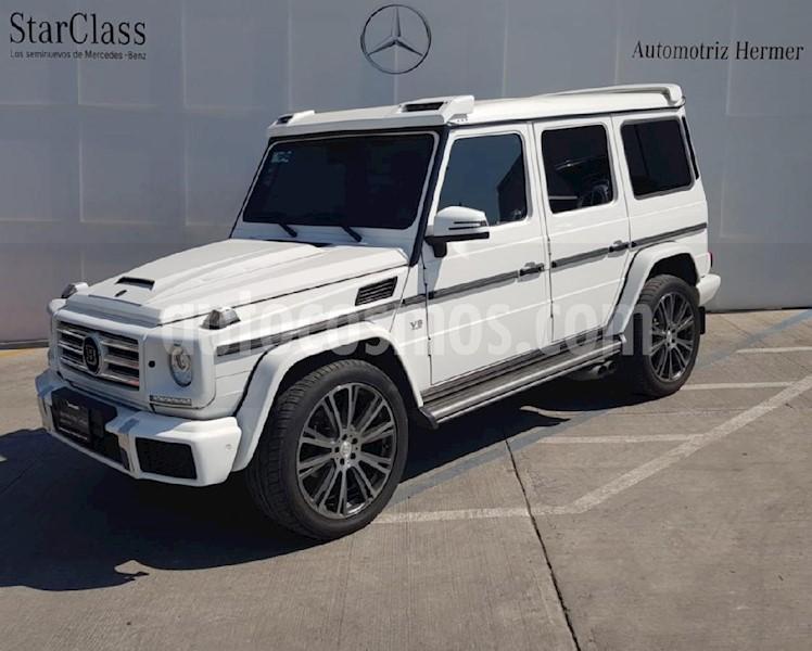foto Mercedes Benz Clase G 500 usado