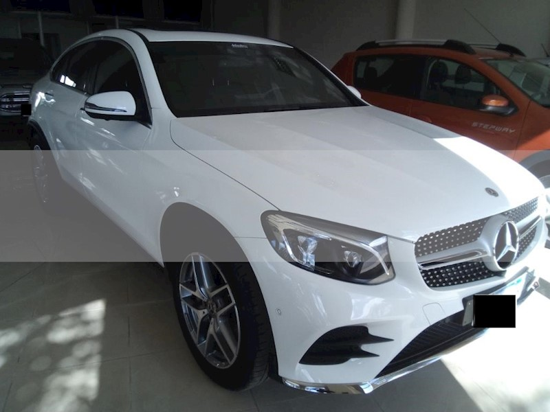 foto Mercedes Benz Clase GLC 300 Coupe 4Matic AMG-Line usado