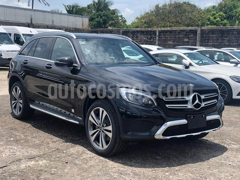 foto Mercedes Benz Clase GLC 300 Sport usado (2019) color Negro precio $787,999