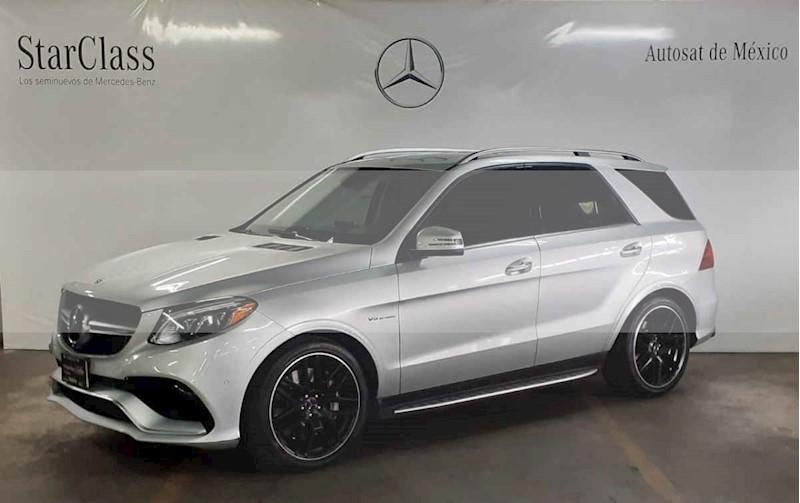 foto Mercedes Benz Clase GLE Coupe 63 AMG  usado