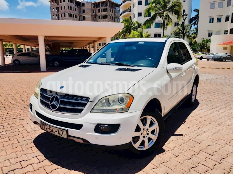 foto Mercedes Benz Clase M ML 350 (272hp) usado