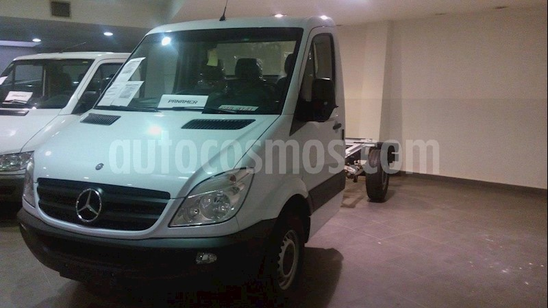 foto Mercedes Benz Sprinter Chasis 415 3665 nuevo