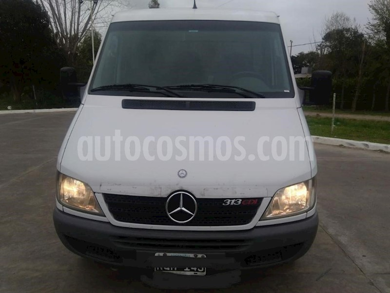 foto Mercedes Benz Sprinter Furgon 313 3000 V2 CDi usado