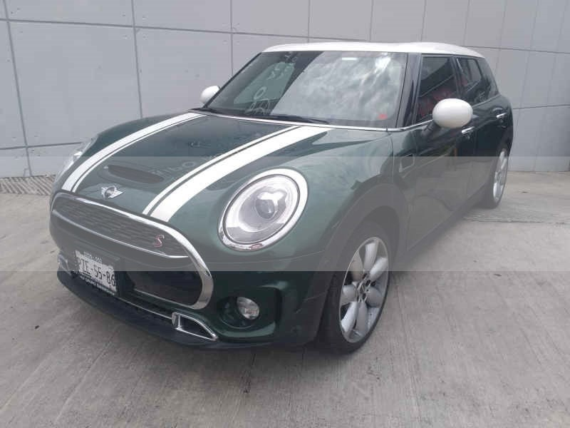 foto MINI Cooper Clubman S Hot Chili Aut usado