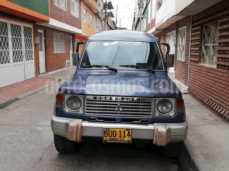 foto Mitsubishi Montero 35 Mec.WagonImp- usado