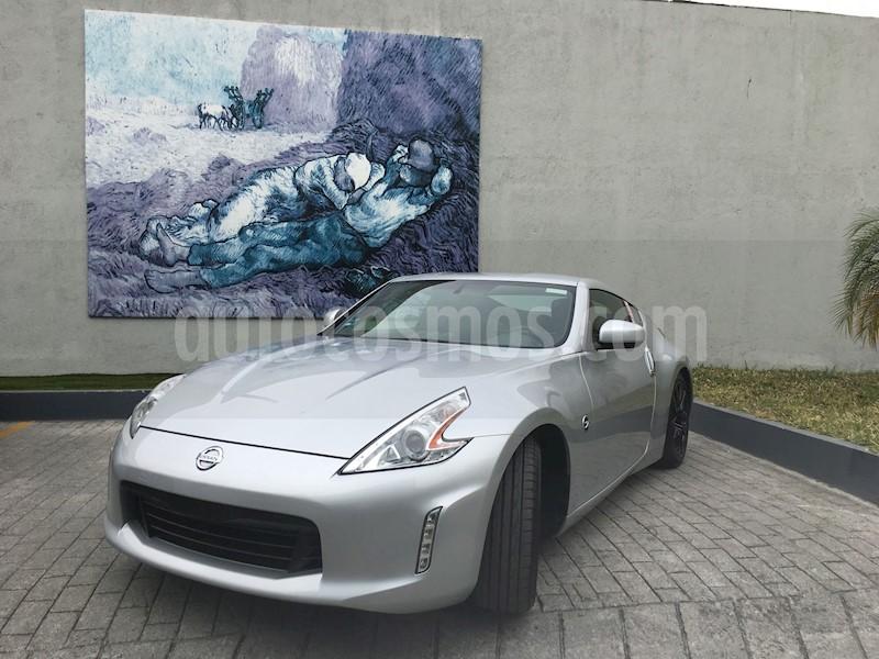 foto Nissan 370Z Touring usado (2017) color Plata precio $450,000