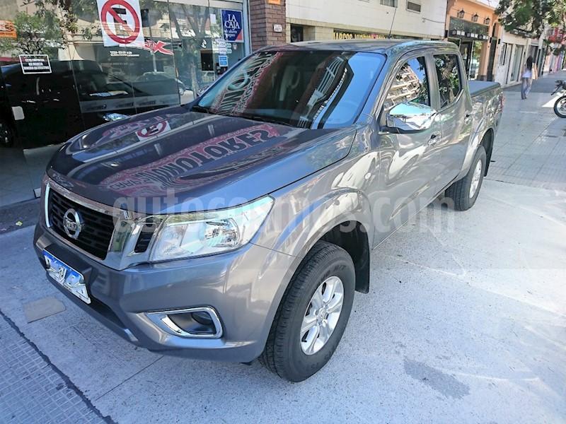 foto Nissan Frontier XE 4X4 MANUAL CABINA DOBLE usado