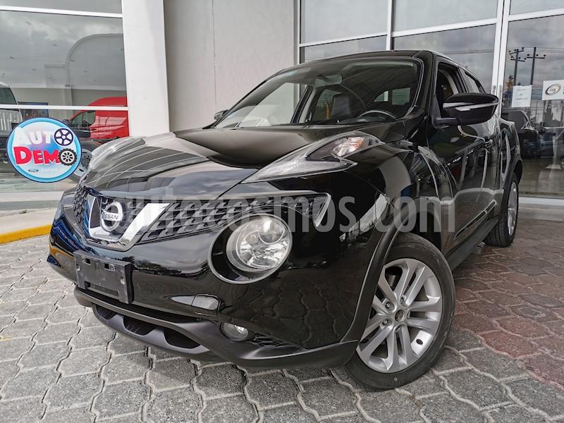 Nissan Juke Exclusive CVT 2017