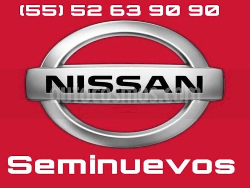 foto Nissan Kicks 5p Exclusive L4/1.6 Aut usado (2019) color Plata precio $310,000