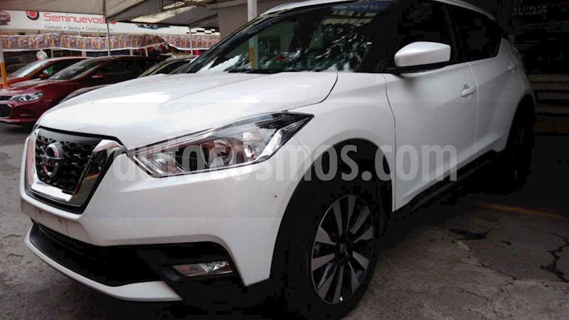 foto Nissan Kicks Advance Aut usado
