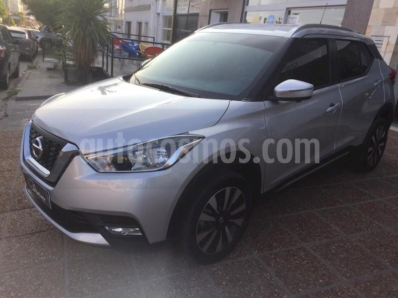 foto Nissan Kicks Exclusive CVT usado (2019) color Plata Hielo precio $1.450.000