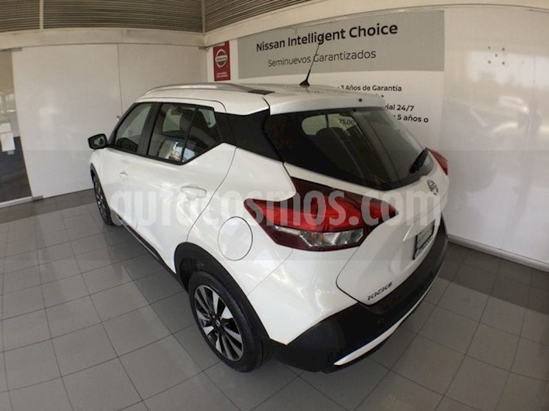 foto Nissan Kicks KICKS EXCLUSIVE CVT A/C NEGRO usado
