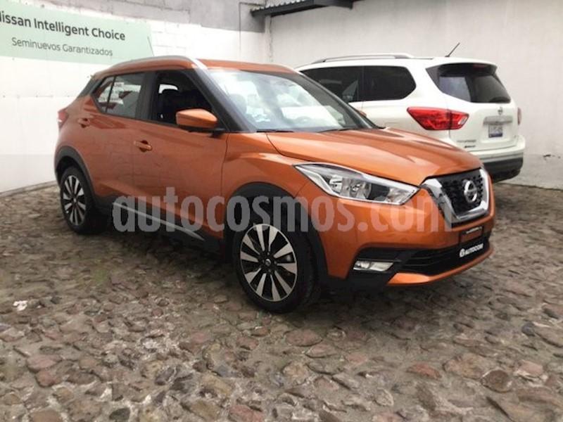 foto Nissan Kicks KICKS EXCLUSIVE CVT usado