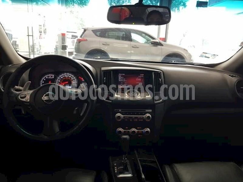 foto Nissan Maxima 4p Exclusive V6/3.5 Aut usado
