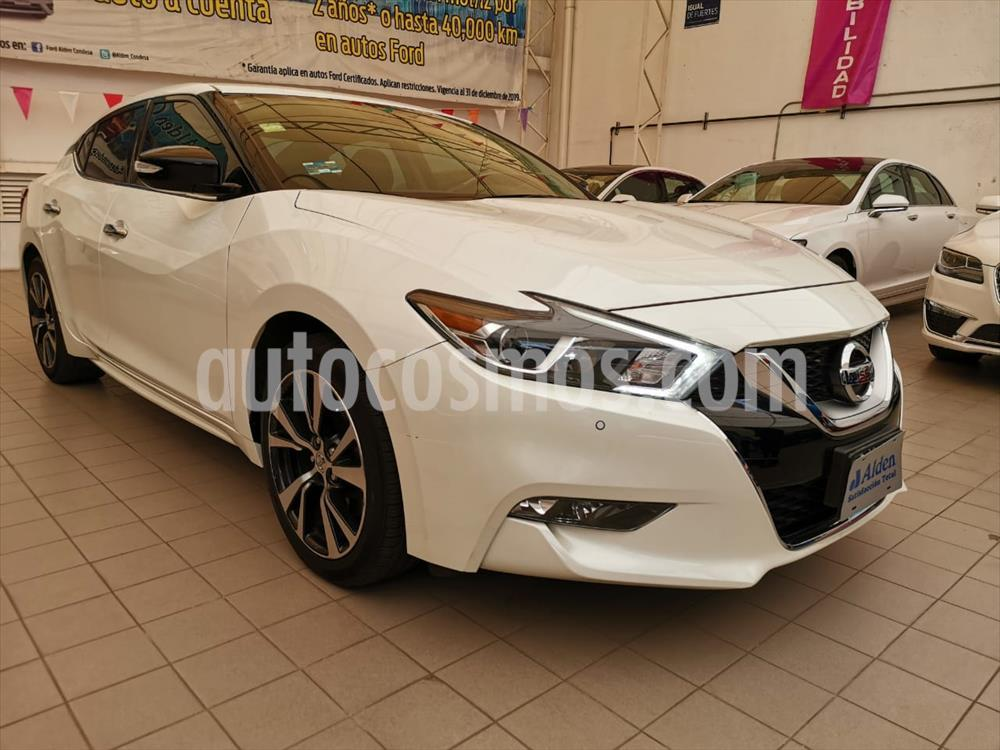 foto Nissan Maxima ADVANCE V6/3.5 AUT usado (2016) color Blanco precio $299,000