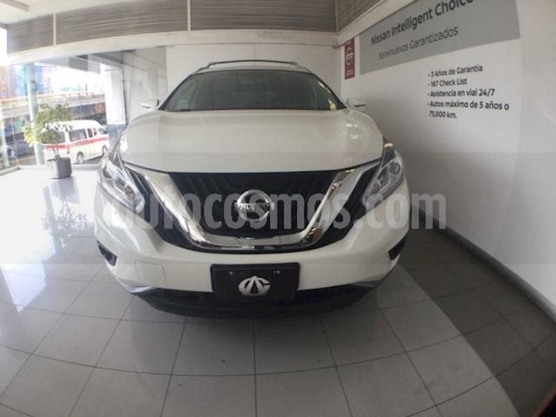 foto Nissan Murano MURANO EXCLUSIVE CVT AWD usado