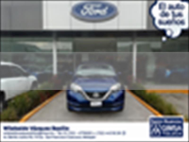foto Nissan Note SENSE TM usado