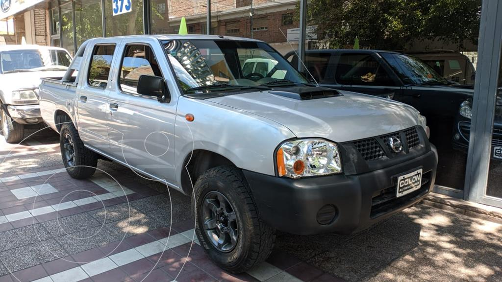 nissan np 300 frontier 2.5 usado 2012 color gris plata precio 1.699.000