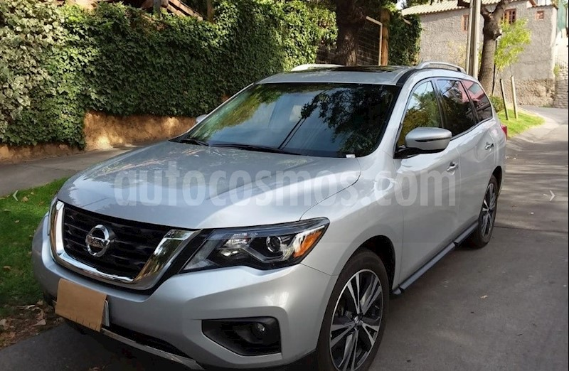 foto Nissan Pathfinder 3.5L Advance 4x4 usado