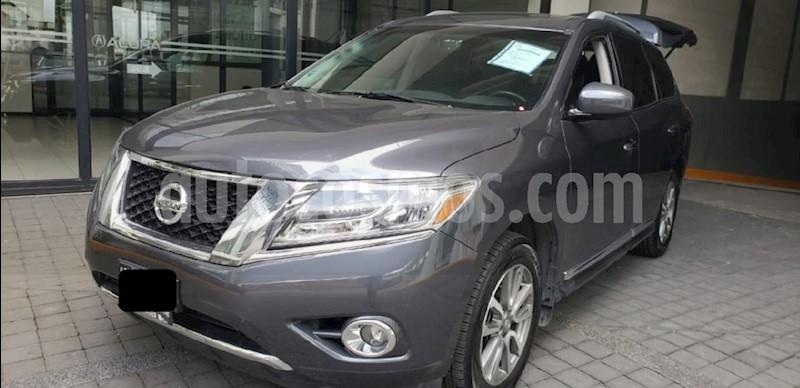 foto Nissan Pathfinder Advance Seminuevo