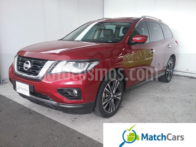 foto Nissan Pathfinder Exclusive Plus usado