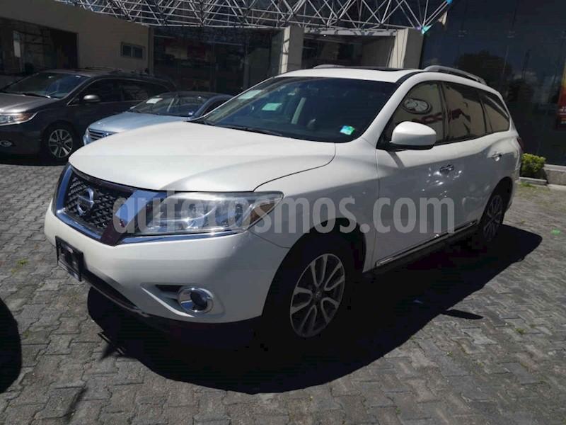 foto Nissan Pathfinder Exclusive usado