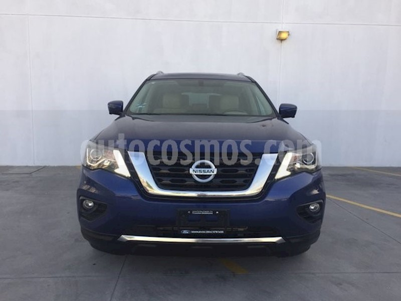 foto Nissan Pathfinder Exclusive usado