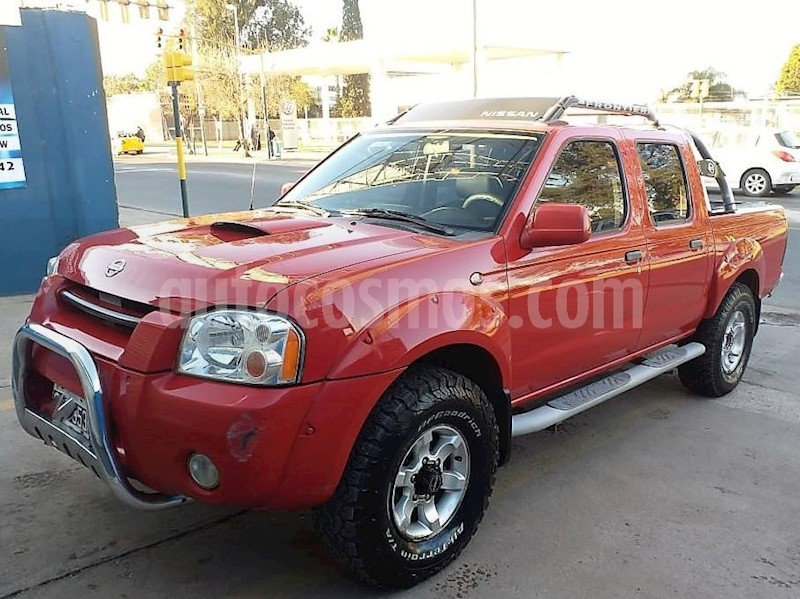 foto Nissan Pick Up DC AX 4x4 2.7 D usado