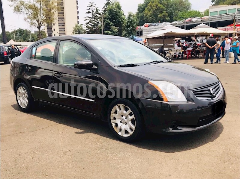 foto Nissan Sentra Custom CVT Xtronic usado