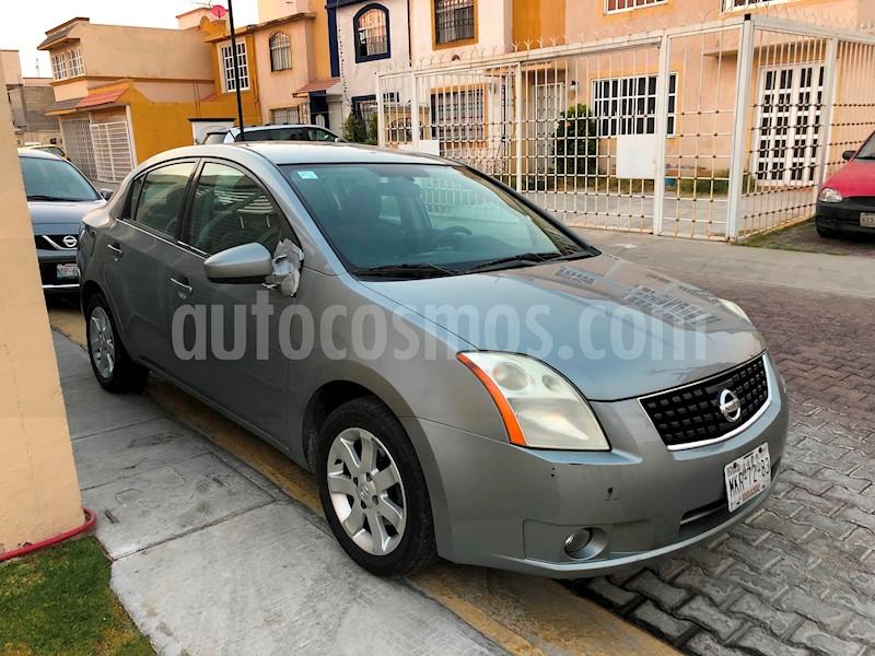 Nissan Sentra Emotion CVT Xtronic usado (2009) color Gris precio  74 6f54ff0955faa