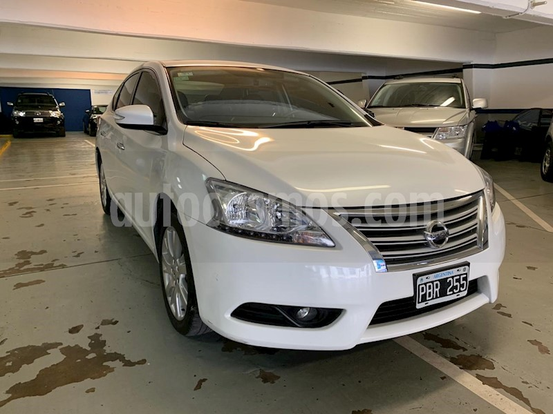 foto Nissan Sentra Exclusive CVT usado