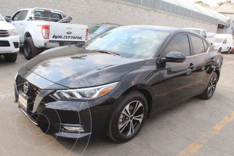 foto Nissan Sentra Versión usado (2020) color Negro precio $317,000